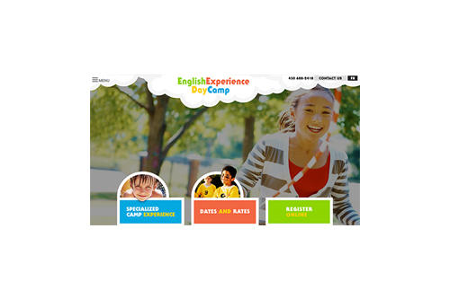 English Experience Day Camp