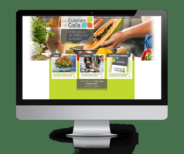 Les Cuisines de Gaïa